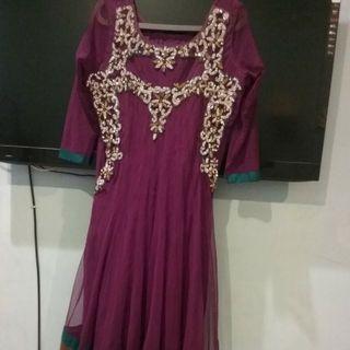 Anarkali Punjabi Suit