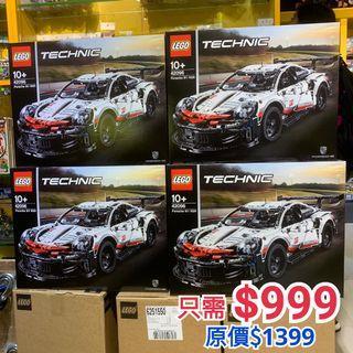全新 旺角門市現貨 Lego 42096 只售$999