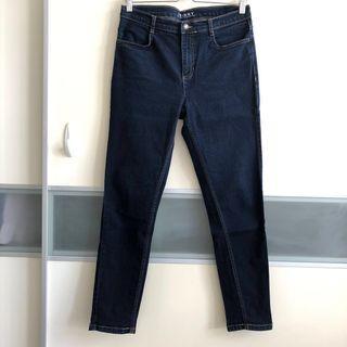♻️ Mark & Spencer 深藍色 牛仔褲 UNIQLO Zara H&M cube sugar nenet Levi's