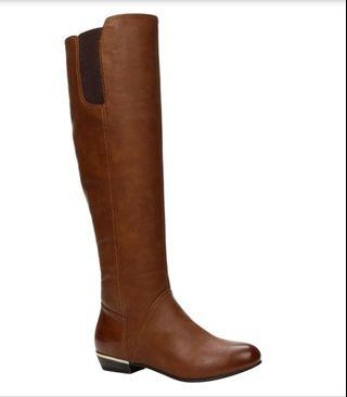Brown Tall Boots SIZE 7