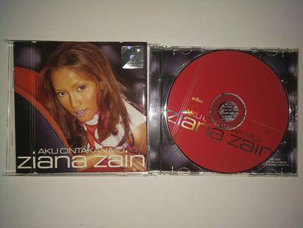 Cd ziana zain aku cintakanmu first press