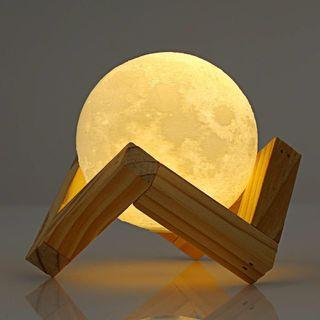 3D Print Moon Lamp is now available in our shop