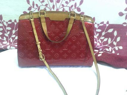 🚚 Louis Vuitton Vernis Brea bag