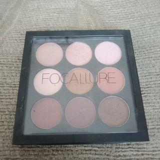 FOCALLURE PALETTE EYESHADOW