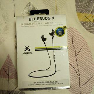 Jaybird Bluebuds X (Box Unopened)