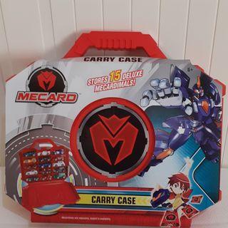 MECARD Carry Case / Tempat Penyimpanan Mainan