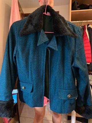 🚚 羊羔毛外套 西裝外套