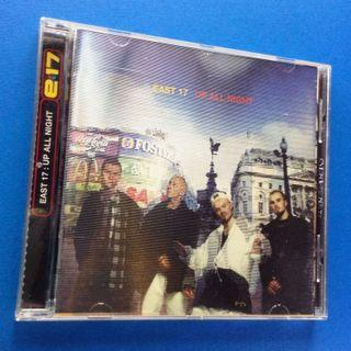 CD East 17 - Up All Night