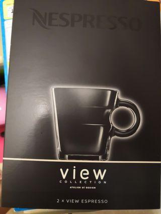 Nespresso咖啡杯