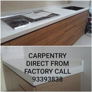 Capentry direct from factory Enquire now !