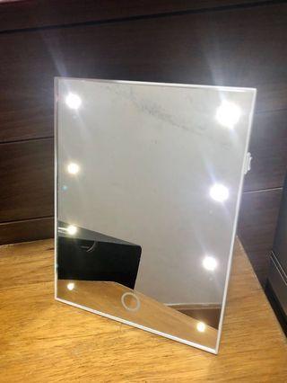 Francfranc LED touch mon化妝鏡