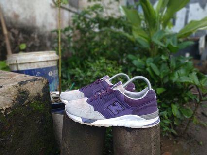 Sepatu new balance nb 580 original