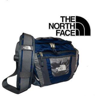 The North Face Sport Hiker bum-bag | Hip bag | 3-Way | TNF NAVY BLUE