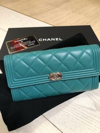 Chanel Long Wallet #milan12