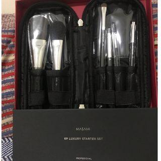 Masami Professional 6 Pieces of Luxury Starter Kit