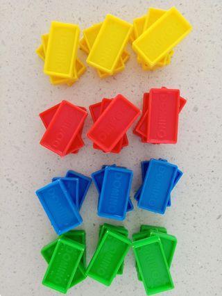 Domino's Bricks