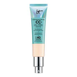 IT COSMETICS Your Skin But Better CC+ Cream Oil-Free Matte with SPF 40 (Expiry 06/2020)