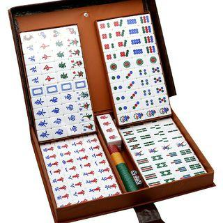 *FREE POST to West Malaysia only / Ready stock* Plain mahjong set each as shown in design / color. Free delivery is applied for this item.