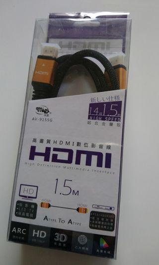 🚚 HDMI AA 傳輸線'