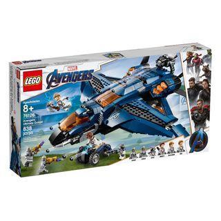 LEGO 76126 - Avengers Ultimate Quinjet | Marvel