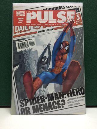 The Pulse #1 (Marvel comics)