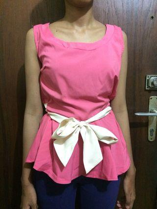 Blouse pink