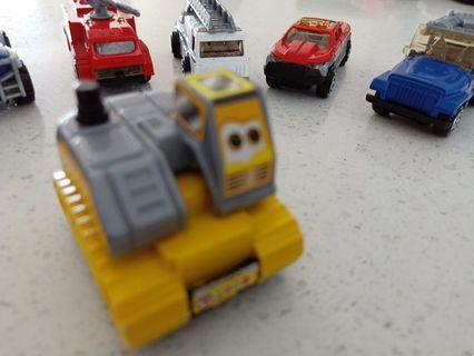 9 Multiple function cars for 6 SGD