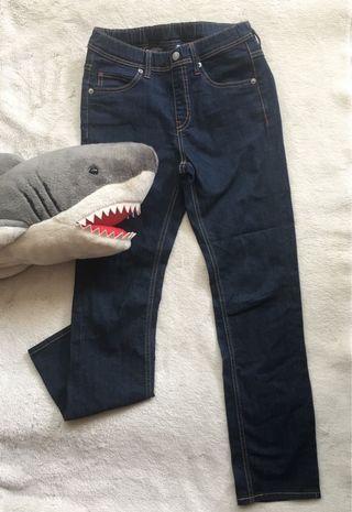 Uniqlo Long Denim Pants for boys (size L)