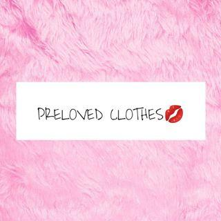 Preloved Clothes💋