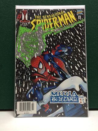 Sensational Spider-Man #1 (Marvel comics)