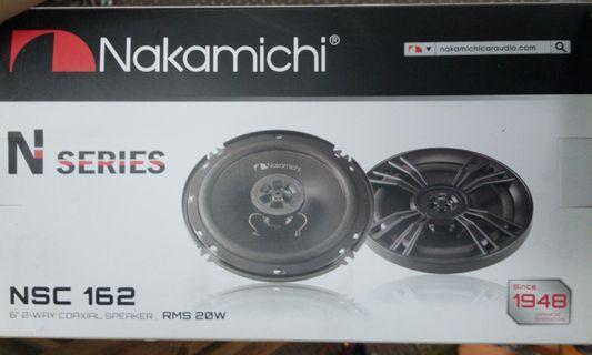 「自取價」全新Nakamichi NSC 162