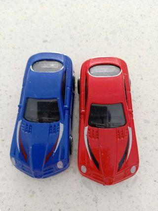 Toy Cars 2 for 2 SGD