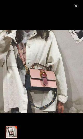 Korean sling bag , sling bag, tas kecil