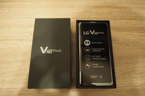 LG V40 ThinQ 100% new 全新行貨