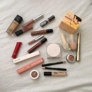 Makeup Cosmetics Beauty Bundle
