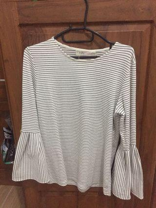 Stripes Top Rubyliciuous