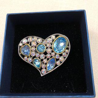 Mother's Day gift. Brand new Authentic Swarovski brooch. Retail @$100 plus