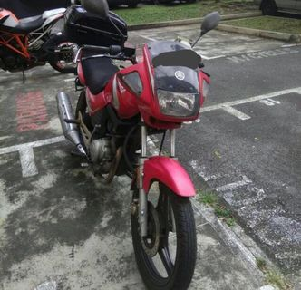 Spark 125 *Test*, Motorbikes, Motorbikes for Sale, Class 2B on Carousell