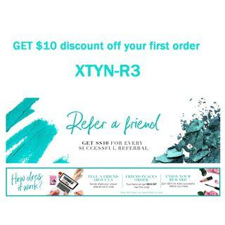 S$10 Off Lookfantastic Promo Code / Referral Link (1st Timers Only)