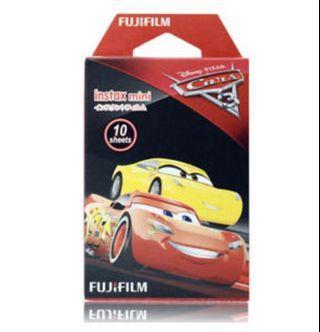 Fujifilm instax mini cars film 即影即有 富士相紙