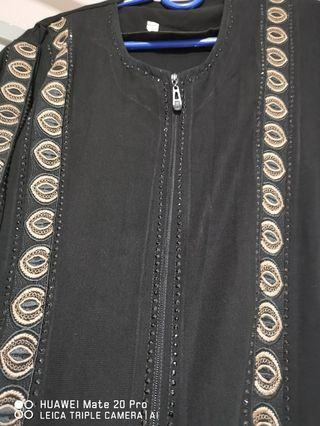 Jubah made from syria