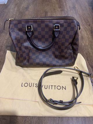 Louis Vuitton Speedy 30 Damier 2007