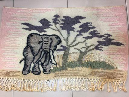 🚚 非洲手工牆壁編織掛飾