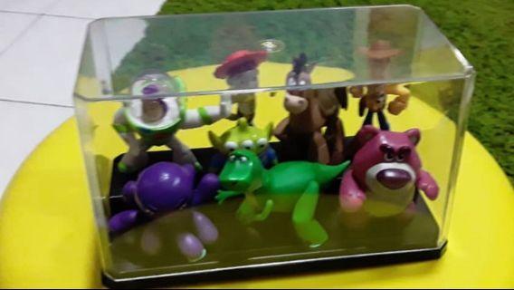 Toys Story Mini Figure (original)