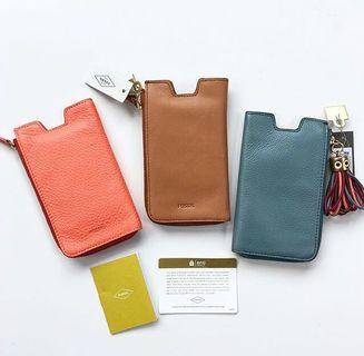 Fossil phone wallet for iPhone 5/5s/6/6s