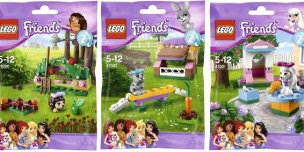 Lego Animal Friends Series 2