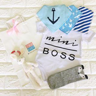 ⭐️Instock⭐️ Mini Boss Baby GIF Set Set 3