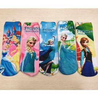 [BRAND NEW] 5 Pairs of Princess Socks