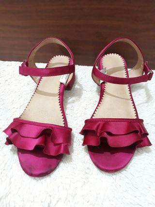 7-8 girls formal shoes sandals