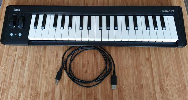 Korg microKEY 2 usb midi keyboard